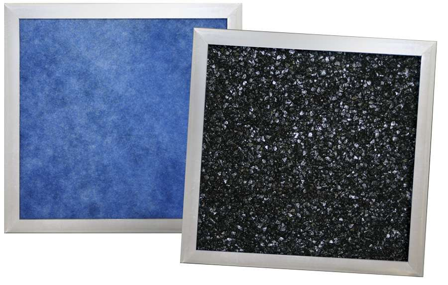 BPS Bonded Activated Carbon Filters