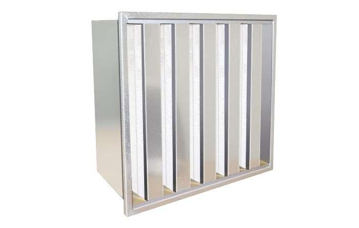 HEGA V-Bank Filters