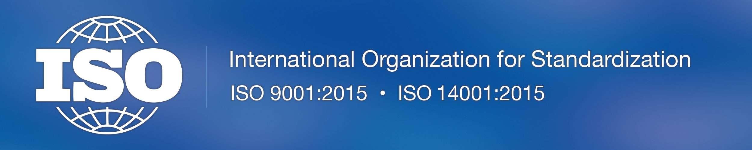 ISO Banner