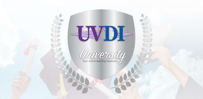 UVDI University Shield Logo