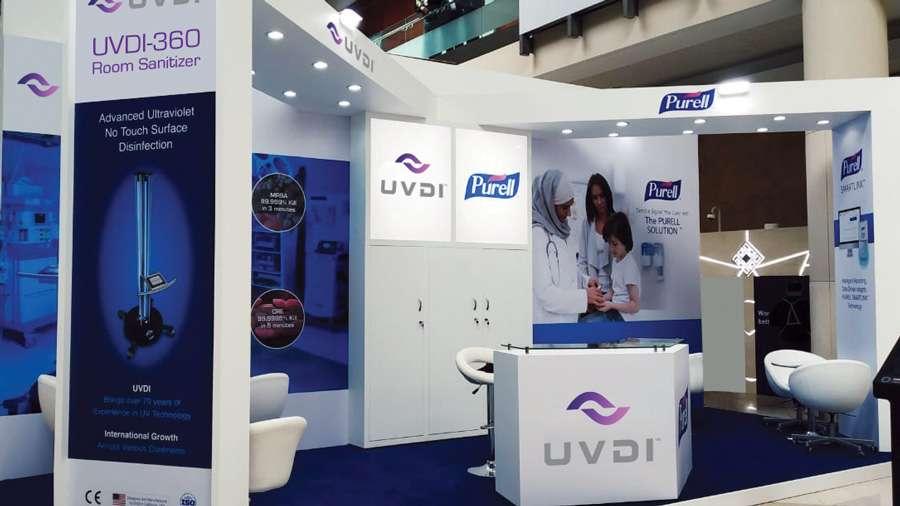 International Trade Show Booth